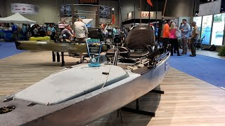 HOBIE Mirage Pro Angler with 360 Technology Best In Show Boats iCast 2019