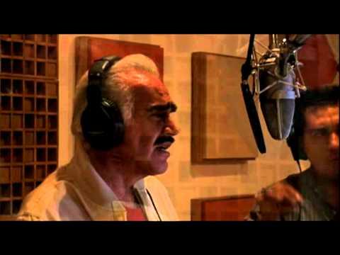 Vicente Fernández - Avance del Nuevo Disco