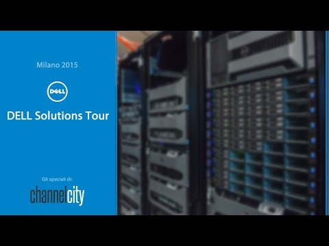 Leonardo Sblendido, Regional Sales Leader, Dell Financial Services Italia | DELL Solution Tour 2015