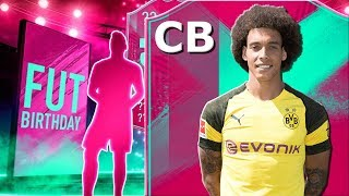 FIFA 19 FUT BIRTHDAY WITSEL REVIEW | 88 FUT BIRTHDAY WITSEL REVIEW FIFA 19 ULTIMATE TEAM Video