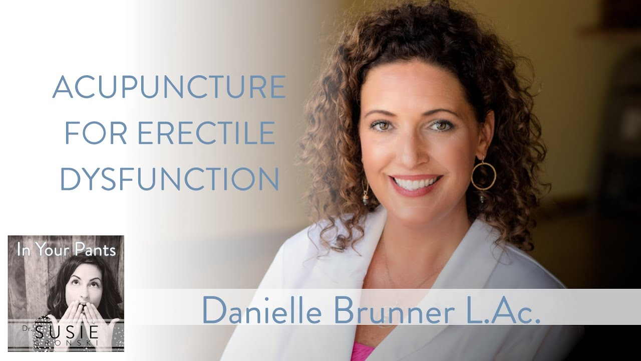 Acupuncture for erectile dysfunction - YouTube