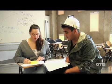 Otis College: Peer Writing Review Process