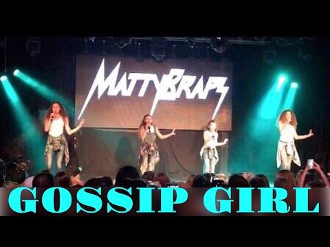 Haschak Sisters - Gossip Girl (Live in NYC)