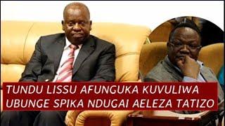 Taarifa mpya nzito iliyotufikia leo, Tundu Lissu Kuvuliwa Ubunge, Spika Anena, Lissu Ajibu papo hapo