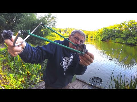 SOLO Fishing A 200 YEAR OLD LAKE