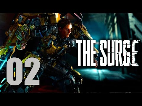 The Surge - Let's Play Part 2: The Factory