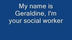 Geraldine - Glasvegas (Lyrics)