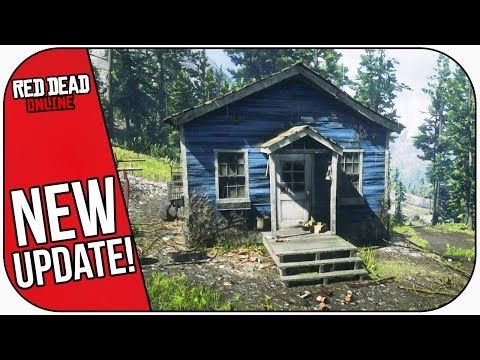 Red Dead Online: MOONSHINERS DLC! (NEW Properties, Businesses And More!)