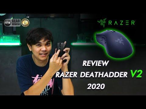 Review : Razer DeathAdder V2 อีกก้าวสู่ความสมบูรณ์แบบ !!