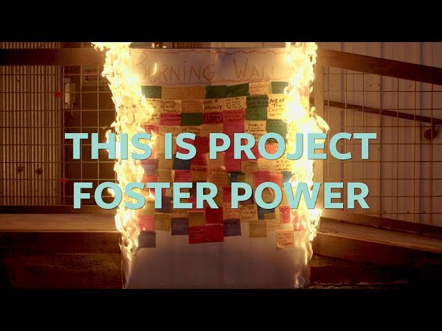 Project Foster Power Provide Outlet, Voice for At-Risk Youth | Stand in the Gap