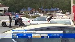 Do you feel safe in Jacksonville?