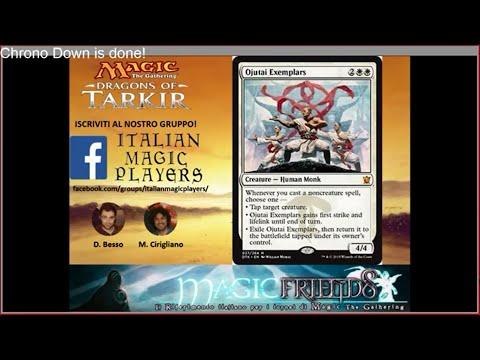 [IMP-MF Dragons of Tarkir Preview] Video Analisi Bianco