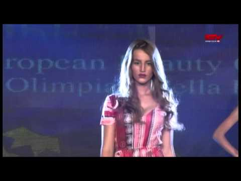 Top Model of the world & Miss Europe Continental Kosova 2015