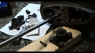 How Replace the Water Pump on a 1977 Johnson 9.9 HP Outboard