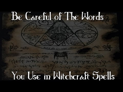 Powerful Love Spells: The Effect of The Words You Use