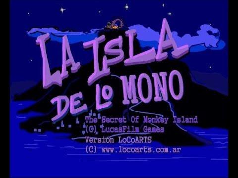 La isla de lo mono parte 2