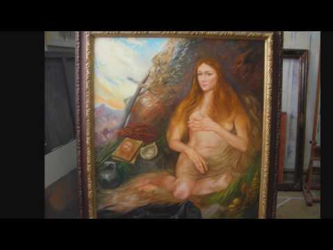 Enrico Fornaini - dipinti - il nudo nella religione, arte e realtà.wmv