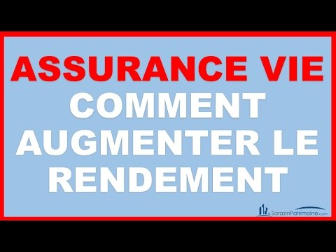 Assurance Vie :  Comment augmenter le rendement ?