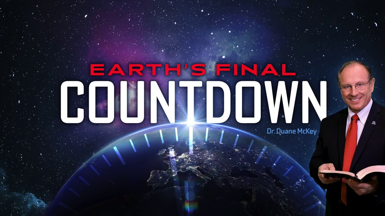 video thumbnail for Earth's Final Countdown with Duane McKey