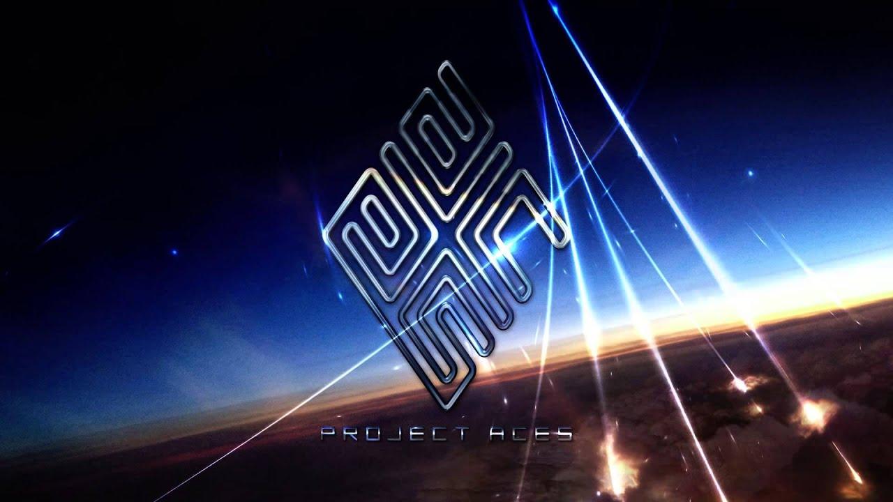 Blue Skies (Remix) - Ace Combat Infinity ∞ Soundtrack (Lyrics in ...