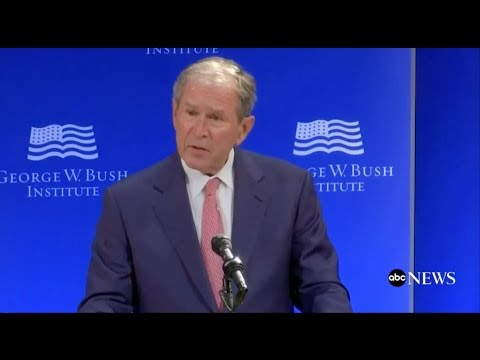 PSA: Don't Praise George W. Bush, Ever, For Anything