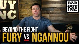 Tyson Fury vs Francis Ngannou...Who wins?