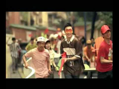 Quảng cáo hay - TVC Coca cola World cup 2010 - RGB.vn