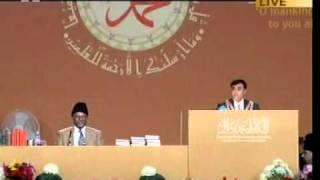 Cllr Amrit Mann Speech at Jalsa Salana UK 2011