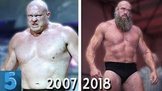 5 WWE Wrestlers: Where Are They Now?