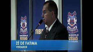 Zé de Fatima Pronunciamento 05 12 17