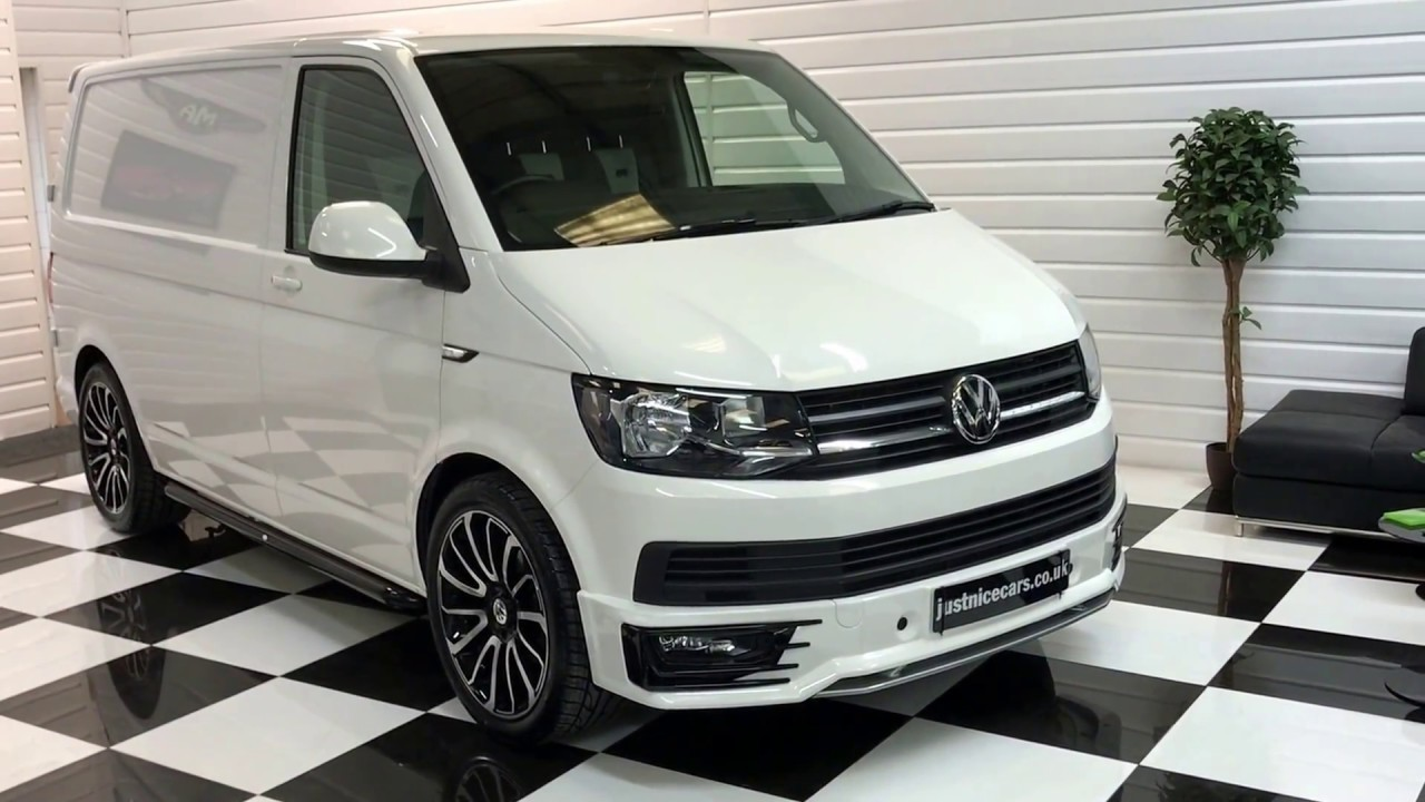 fe62f97c44 2016 (66) Volkswagen Transporter T6 2.0 TDi SWB Highline 3 Seater (For Sale)