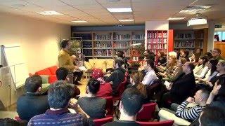 Dücane Cündioğlu, Bİ'E, Felsefe Dersleri 13, İnziva ve Nevabit, 20 Şubat 2016