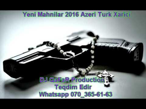 |Yeni Xit Mahnilar 2016|2017|  Kayf Elimde Seynen Seheri Herlenirem