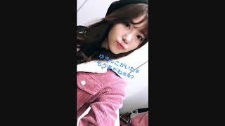 201711 AKB48 チーム8 舞木香純 インスタストーリーまとめ @kasuminn_wo...