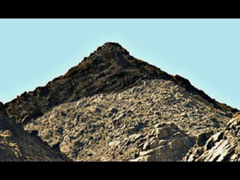 The Real Mount Sinai Found in Saudi Arabia