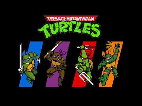 Tartarugas Ninjas IV - Turtles in Time (Clássicos do Super Nintendo) - Parte 2 (Final)