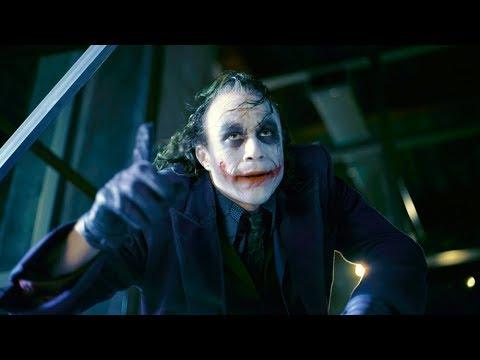 And Here We Go (Batman Vs Joker) | The Dark Knight [4k, HDR, IMAX]