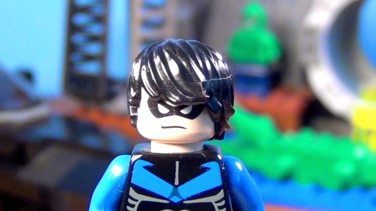 LEGO Nightwing in Killer Croc's Lair LEGO Batman Cuusoo ...
