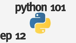 Python 101 - Creating a Menu