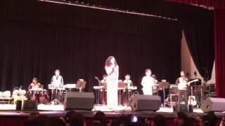 Palak Muchhal Singing Prem Ratan Dhan Payo Live Usa