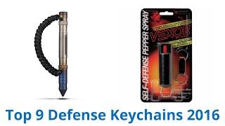 9 Best Defense Keychains 2016