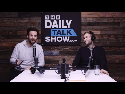 #599 - Josh Is Writing A Book - The Daily Talk Show