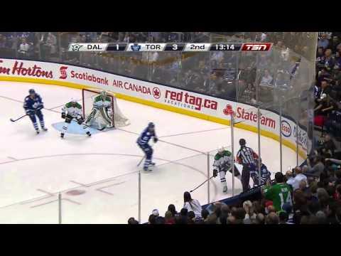 Dallas Stars vs. Toronto Maple Leafs 02.12.2014