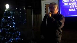"Karaoke Chuck Stevens: Gravin Rossdale - ""Love Remains The Same"""