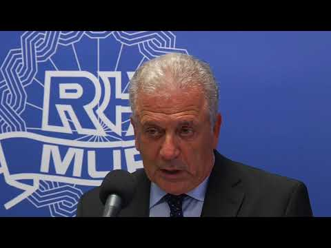 Remarks by Commissioner Avramopoulos at the press conference in Zagreb, 4/10/17