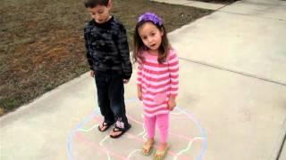 Five Circles of Latitude Game