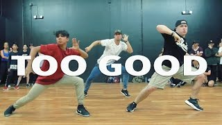 """TOO GOOD"" - Drake ft Rihanna Dance   @MattSteffanina Choreography (Part 2)"