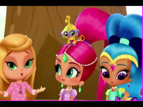 Shimmer and Shine Full Episodes Season 2  ♥♥ Amation Movies For Kids 2016 #1