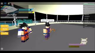 roblox Dragon ball Final v4.95 [SUPER SAIYAN ROSE!] farst lvl up 15-55 and 55-190