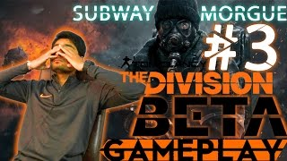 Tom Clancy The Division Gameplay (ps4)/ Hindi Commentary / Mission-3 / Subway Morgue!!!!